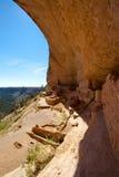 verde för nationalpark för mesa för colorado hus lång fotografering för bildbyråer