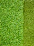 Verde giapponese del tappeto erboso artificiale Fotografia Stock