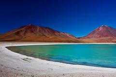 verde laguna Стоковое Изображение