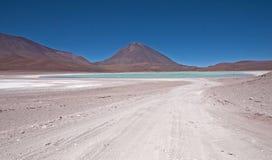 verde laguna Стоковое Изображение RF