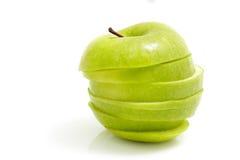 Verde-maçã Imagens de Stock