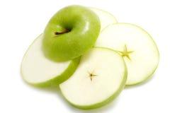 Verde-maçã Imagem de Stock Royalty Free