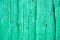 Verde, madera, fondo, textura, pared, de madera, vieja, modelo, vertical, tablón, tablero, diseño, material, áspero, el panel, ma Foto de archivo libre de regalías