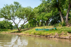 Verde River, Arizona. Stock Images