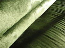 Verde schiacciato Fotografia Stock