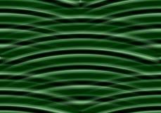 Verde sem emenda do raio do fundo da textura Fotografia de Stock