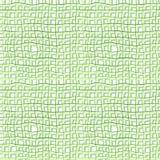 Verde senza cuciture di griglia Fotografia Stock