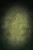 Verde spiegazzato Backgrou della tela di canapa Immagini Stock