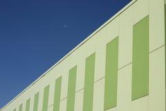 Verde sustentável do edifício Imagem de Stock