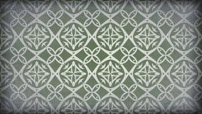 Verde y modelo de Grey Vintage Decorative Ornament Background libre illustration