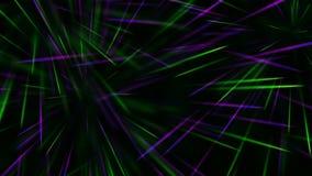 Verde y púrpura almacen de video