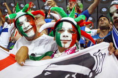 Verdedigers van het de voetbalteam van Italië de nationale Royalty-vrije Stock Foto's