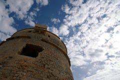 Verdedigings Toren Stock Afbeelding