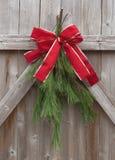 Verdes de la Navidad Foto de archivo