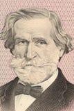 verdi του Francesco Giuseppe fortunino Στοκ εικόνα με δικαίωμα ελεύθερης χρήσης