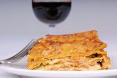 verdi ветоши lasagne al стоковые фотографии rf