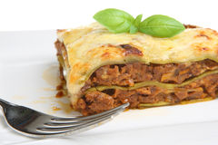 verdi lasagne Стоковое Изображение RF