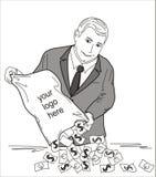 Verdienen Sie Geld Lizenzfreies Stockfoto