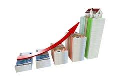 Verdienend Geld Royalty-vrije Stock Foto