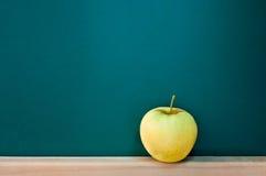 Verdissez la pomme Photos libres de droits