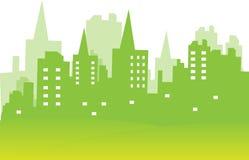 Verdissez la ville illustration libre de droits