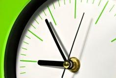 verdissez le temps Photo stock