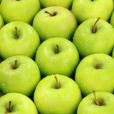 Verdissez les pommes Image libre de droits