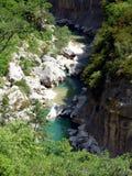verdon du gorges Стоковая Фотография RF