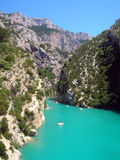 Verdon - France Royalty Free Stock Images