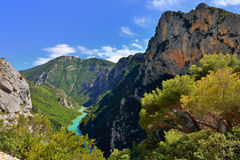 Verdon Stock Image