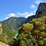 Verdon Royalty Free Stock Photo