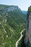 Verdon Gorge Stock Images