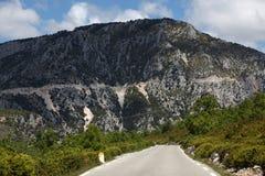 Verdon Regionaal Natuurreservaat Stock Fotografie