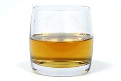 Verdoppeln Sie Whisky Lizenzfreies Stockfoto