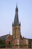 Verdraaide toren Stock Fotografie