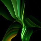 Verdrehte Blätter Lizenzfreies Stockbild