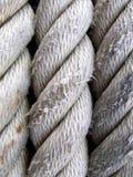 Verdrehtes Seil Stockbilder