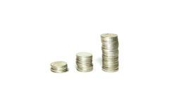 Verdubbel uw inkomen Stock Fotografie