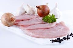 Verdun de lapjes vlees van besnoeiingsTurkije stock foto's