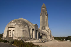 Verdun memorial ossuary Royalty Free Stock Photos