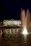 Verdun by night Royalty Free Stock Image