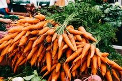 Verdura del mercato degli agricoltori Fotografia Stock