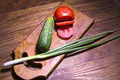 Verdura del verano Imagen de archivo