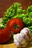 Verdura fresca Assorted Fotografia Stock