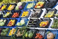 Verdura fresca e frutti fotografia stock libera da diritti