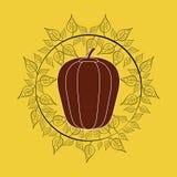 Verdura naturale fresca Immagini Stock