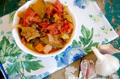 Verdura Stew Fotografia Stock