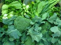 Verdura verde Immagini Stock Libere da Diritti