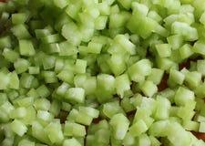 Verdura verde Fotografia Stock Libera da Diritti