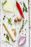 Verduras. Foto de archivo